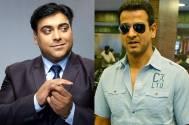 Ram Kapoor praises Ronit Roy