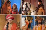 The Pandavas have a great time disguising themselves for the agyatvas sequence in Star Plus
