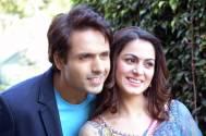 Iqbal Khan and Shraddha Arya