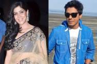Sakshi Tanwar and Mahesh Shetty