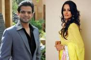 Karan Patel and Anita Hassananadani