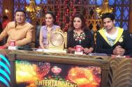 Sidharth and Shraddha on Sony TV