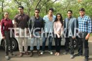 Sidharth and Shraddha to help solve a case on Sony TV's CID