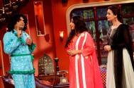 Vidya and Dia on Colors