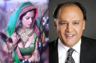 Poonam Pandey and Alok Nath