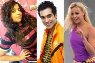 RJ Malishka, Kushal Punjabi and Tara Jean Popowich