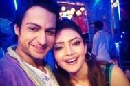 Shaleen Bhanot and Pooja Banerjee