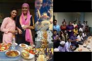 Iftaar party on the sets of Ye Hai Mohabbatein, Saraswatichandra, CID and Taarak Mehta