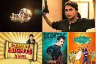 Movie promotions: Rani in Jhalak; Fawad, Sonam and Salman in Comedy Nights With Kapil