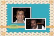 Milind Gunaji and Raja Chaudhary