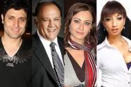 Shiney Ahuja, Alok Nath, Nausheen Ali Sardar and Shanti Dynamite