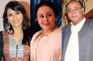 Anjali Mukhi, Farida Dadi, Susheel Parashar