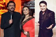 Sanjay Leela Bhansali, Rani Mukerji and Kapil Sharma