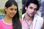 Niti Taylor and Parth Samthaan