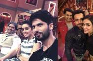 Shahid Kapoor and Emraan Hashmi on Colors' Comedy Nights With Kapil
