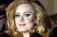award winning songstress Adele