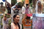 TV celebs take up the #IceBucketChallenge