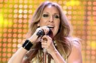 Singer Celine Dion