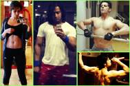 Check out cool 'gym' selfies of TV celebs