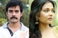 Saheem Khan and Prarthana Behere