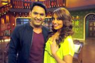 Bipasha shoots with Kapil Sharma in Dubai