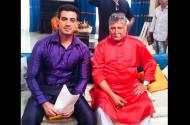 Gavie Chahal with Vikram Gokhale
