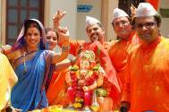 Ganesh Chaturthi celebrations on Badi Dooooor Se Aaye Hain