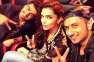 Arjun Kapoor, Deepika Padukone and Yo Yo Honey Singh