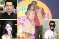 Ronit Roy and Kavita Kaushik