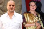 Raju Kher and Himani Shivpuri