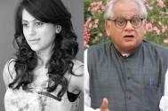 Dincy Vira and Ajit Mehra