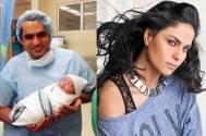 Veena Malik delivers a baby boy