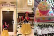 The little rockstar Ruhaanika Dhawan turns 7