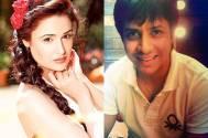 Yuvika Chaudhary and Amit Mistry