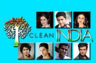 #CleanIndia Campaign: TV actors support the movement