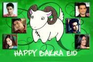 TV actors wish Eid Mubarak
