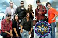 Happy New Year team to celebrate Diwali on the sets of Sony TV's Kaun Banega Crorepati