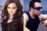Sana Khan and her boyfriend Ismail Khan
