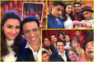Kill Dil cast on Comedy Nights With Kapil