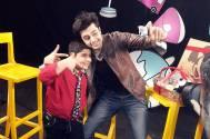 Sadhil Kapoor and Manish Paul