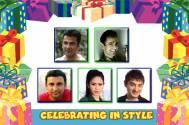 Aditya Kapadia, Mayank Anand, Firoza Khan, Chef Vikas Khanna, Inaamulhaq