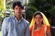 Anas Rashid and Deepika Singh