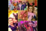 Pyjama Party on the sets of Yeh Rishta Kya Kehlata Hai