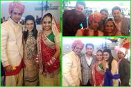 Actor Malhar Pandya weds singer Priya Patidar