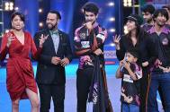 Kishwer FIGHTS with Andy for Suyyash
