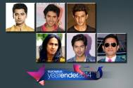 TV Newcomers (Male) - 2014