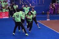 Dolly Bindra in Mumbai Warriors team
