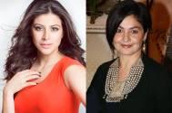 Karishma Kotak and Pooja Bhatt