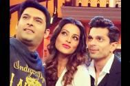 Kapil Sharma, Bipasha Basu and Karan Singh Grover