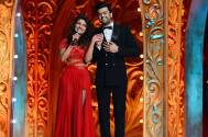 Priyanka Chopra and Manish Paul
